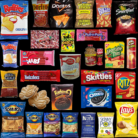 AterImber.com Surprising Vegan Snacks - vegan food, The Veg Life