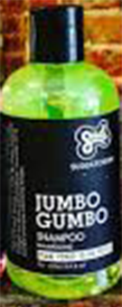 AterImber.com - The Veg Life - Product Reviews - Sudsatorium Jumbo Gumbo Shampoo - Vegan Toiletries