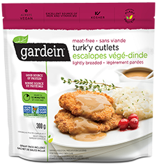 AterImber.com - The Veg Life - Product Reviews - Gardein Turk'y Cutlets - vegan food