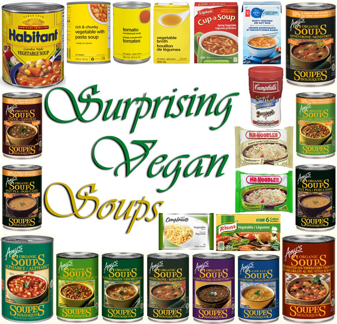 AterImber.com - The Veg Life - Vegan Tips - Surprising Vegan Soup - vegan, food, soup