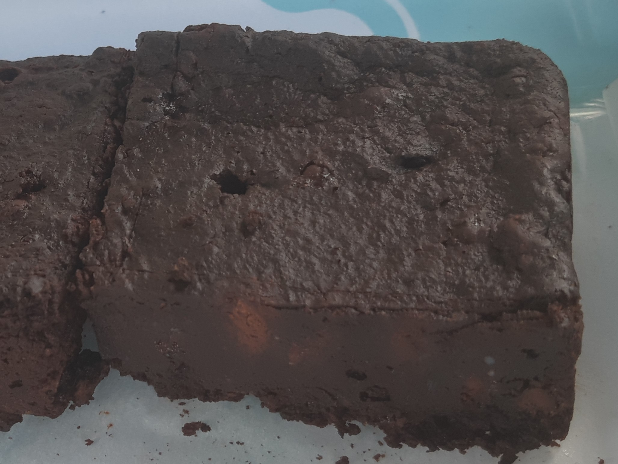 AterImber.com - The Veg Life - Vegandale Festival 2019 Review - Sweet Nutritionista's Beet Brownie - vegan food, food reviewer, vegan festival