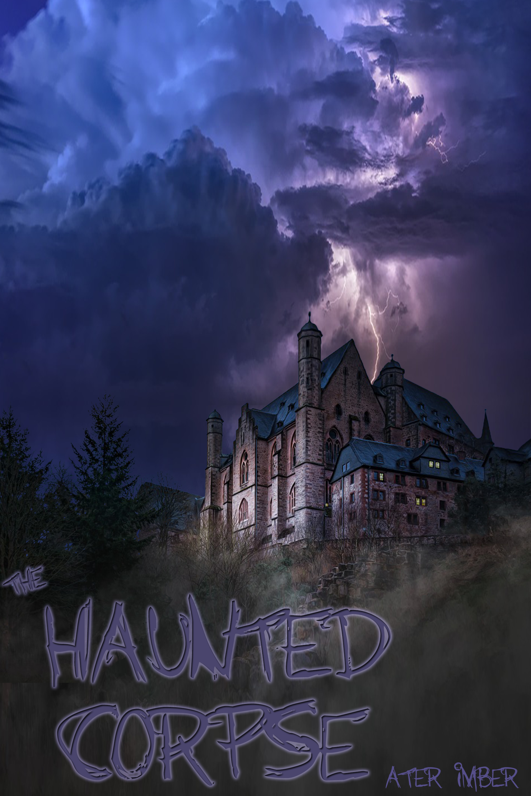 The Haunted Corpse Cover