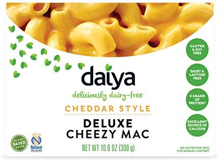 AterImber.com - The Veg Life - Product Reviews - Daiya Cheddar Mac Review - vegan food, vegan food review, food reviewer, vegan mac n cheese, vegan cheese, vegan cheddar