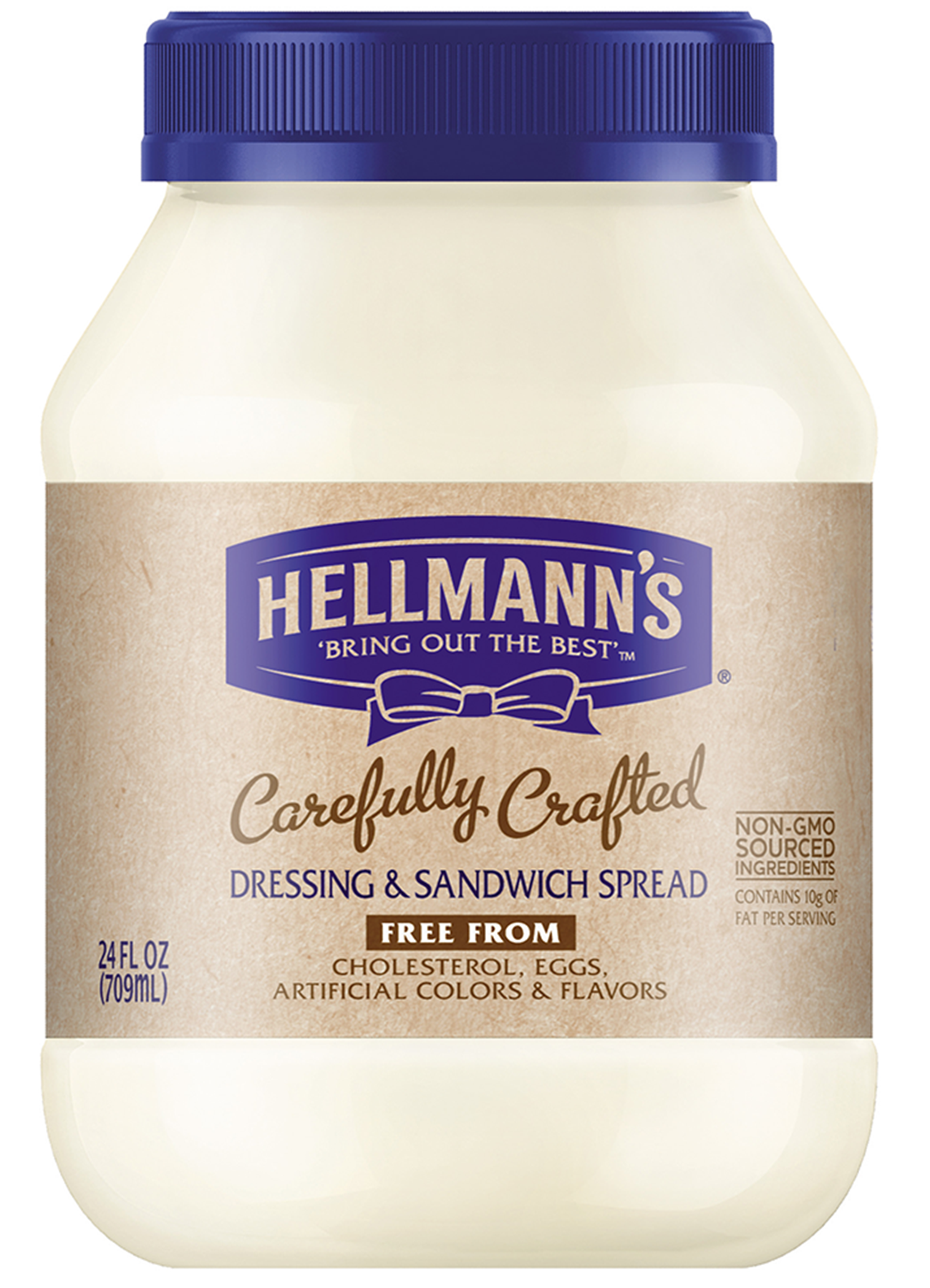AterImber.com - The Veg Life - Product Reviews - Hellmans Carefully Crafted Dressing and Sandwich Spread - vegan food, vegan food reviewer
