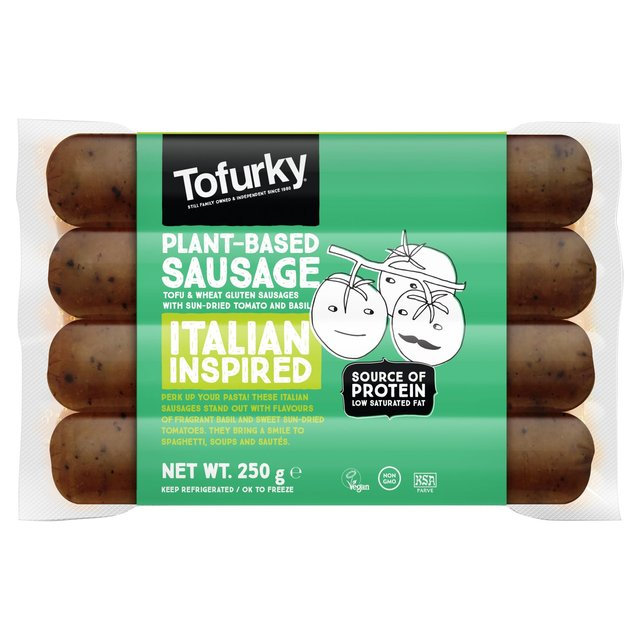 AterImber.com - The Veg Life - Product Reviews - Tofurky Italian Sausages - vegan food, vegan food review, food review, vegan meat, food blogger