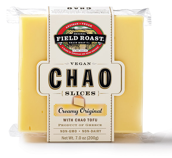 AterImber.com - The Veg Life - Product Reviews - Field Roasts' Chao Creamy Original Slices - vegan food, vegan food review, food reviewer, blogger