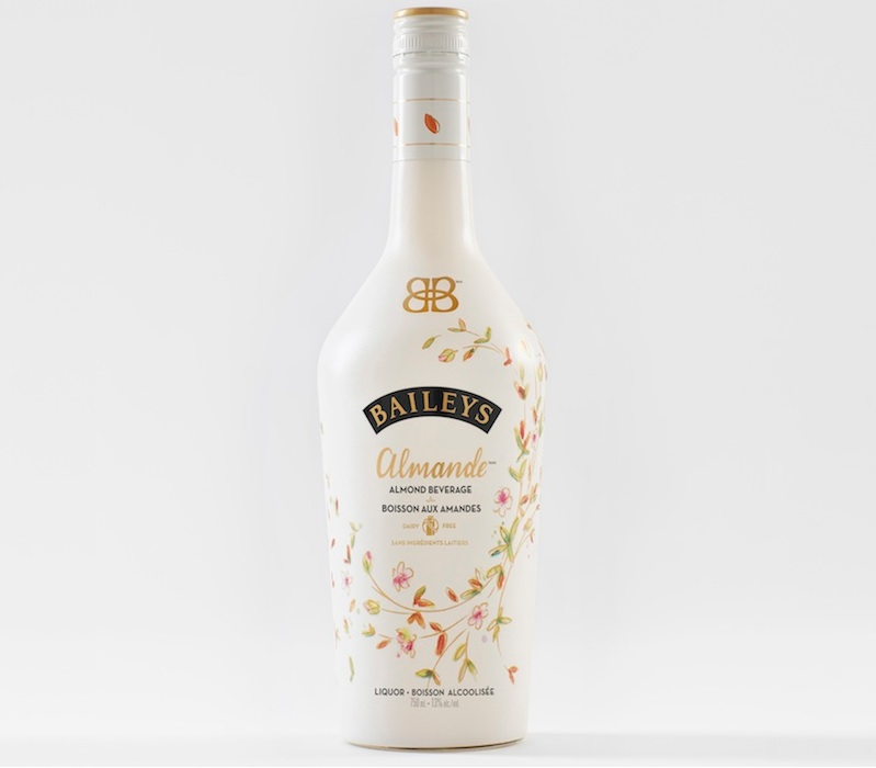 AterImber.com - The Veg Life - Product Reviews - Bailey's Almande - vegan booze, vegan alcohol, surprising vegan alcohol