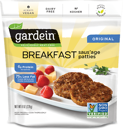 AterImber.com - The Veg Life - Product Reviews - Gardein Original Breakfast Saus'ge Patties - Gardein, vegan meat, meat substitutes, vegan food, food review, food reviewer, food blogger, vegan blogger