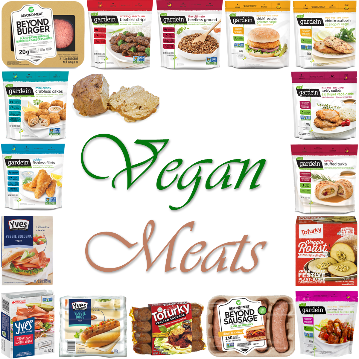 AterImber.com - The Veg Life - Vegan Tips - Vegan Meat Alternatives - vegan meat, meat substitutes, Beyond Meat, Gardein, Tofurky, Yves, vegan food, food blogger, what's wrong with meat, meat is murder, vegan blogger