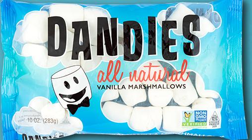 AterImber.com - The Veg Life - Product Reviews - Dandies All Natural Marshmallows - vegan, vegan food