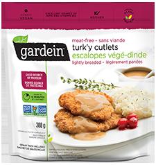 AterImber.com - The Veg Life - Product Reviews - Gardein Turk'y Cutlets - vegan food