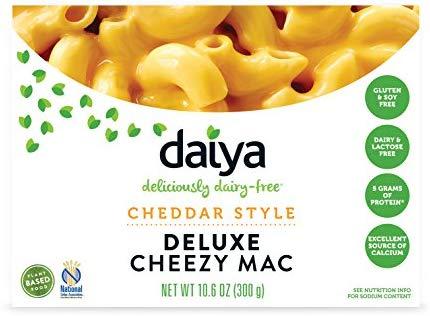AterImber.com - The Veg Life - Product Reviews - Daiya Cheddar Mac Review - vegan food, vegan food review, food reviewer, vegan mac n cheese, vegan cheese, vegan cheddar
