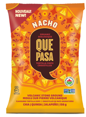 AterImber.com - The Veg Life - Product Reviews - Que Pasa Nacho Chips - vegan food, vegan snacks, vegan food reviewer, food reviewer