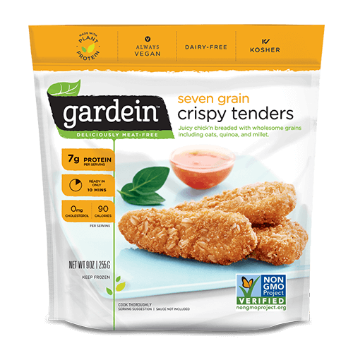 AterImber.com - The Veg Life - Product Reviews - Gardein 7 Grain Crispy Tenders - vegan food, food reviewer, food review, veganism, vegan chick'n, faux meat, food blogger