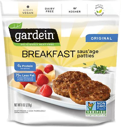 AterImber.com - The Veg Life - Product Reviews - Gardein Original Breakfast Saus'ge Patties - Gardein, vegan meat, meat substitutes, vegan food, food review, food reviewer, food blogger, vegan blogger